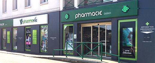 Pharmacie de la Place, QUINCAMPOIX