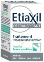 Etiaxil Aisselles Détranspirant peau sensibles Roll-on/15ml à QUINCAMPOIX