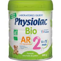 Physiolac Bio Ar 2 à QUINCAMPOIX