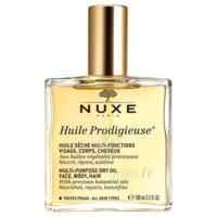 Huile Prodigieuse®- Huile Sèche Multi-fonctions Visage, Corps, Cheveux100ml à QUINCAMPOIX
