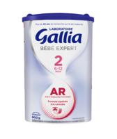 GALLIA BEBE EXPERT AR 2 Lait en poudre B/800g à QUINCAMPOIX