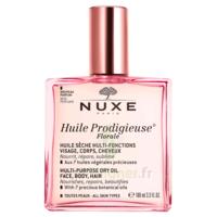 Huile Prodigieuse® Florale - Huile Sèche Multi-fonctions Visage, Corps, Cheveux100ml à QUINCAMPOIX