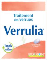 Boiron Verrulia Comprimés à QUINCAMPOIX