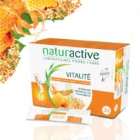 Naturactive Phytothérapie Fluides Solution Buvable Vitalité 20 Sticks/10ml à QUINCAMPOIX