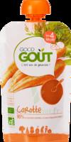 Good Goût Alimentation infantile carottes Gourde/120g à QUINCAMPOIX