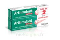 Pierre Fabre Oral Care Arthrodont Dentifrice Classic Lot De 2 75ml à QUINCAMPOIX