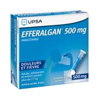 Efferalgan 500 mg Glé en sachet Sach/16 à QUINCAMPOIX