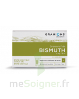 GRANIONS DE BISMUTH 2 mg/2 ml S buv 10Amp/2ml à QUINCAMPOIX