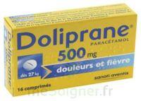 DOLIPRANE 500 mg Comprimés 2plq/8 (16) à QUINCAMPOIX