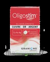 OLIGOSTIM Cuivre Or Argent Cpr subl T/40 à QUINCAMPOIX