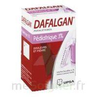 DAFALGAN PEDIATRIQUE 3 % Solution buvable Fl/90ml+dosette à QUINCAMPOIX
