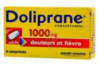 DOLIPRANE 1000 mg Comprimés Plq/8 à QUINCAMPOIX