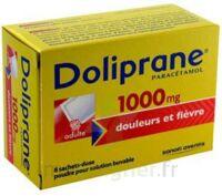 DOLIPRANE 1000 mg Poudre pour solution buvable en sachet-dose B/8 à QUINCAMPOIX