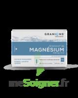 GRANIONS DE MAGNESIUM 3,82 mg/2 ml S buv 30Amp/2ml à QUINCAMPOIX