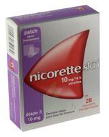 Nicoretteskin 10 mg/16 h Dispositif transdermique B/28 à QUINCAMPOIX