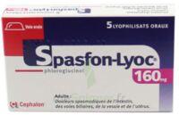 Spasfon Lyoc 160 Mg, Lyophilisat Oral à QUINCAMPOIX