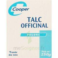 COOPER TALC, bt 250 g à QUINCAMPOIX
