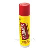 Carmex Baume Hydratant Lèvres Classique Stick/4,9ml à QUINCAMPOIX
