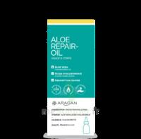 Aragan Aloé Repair-Oil Huile Concentration x 2*Fl/50ml à QUINCAMPOIX