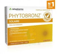 Phytobronz Solaire Caps Tous Types De Peaux 2b/30 à QUINCAMPOIX