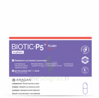 Aragan Biotic P5 FLASH Gélules B/10 à QUINCAMPOIX