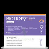 Aragan Biotic P7 Adulte Poudre 30 Sticks à QUINCAMPOIX