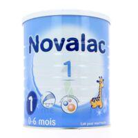 Novalac 1 Lait poudre 800g à QUINCAMPOIX