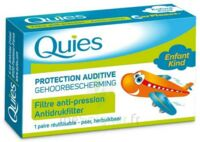 QUIES EARPLANES, paire à QUINCAMPOIX