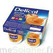 DELICAL NUTRA'POTE DESSERT AUX FRUITS, 200 g x 4 à QUINCAMPOIX