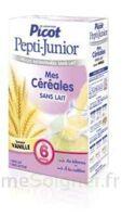Picot Pepti-Junior - Mes 1ères céréales sans lait - Vanille à QUINCAMPOIX