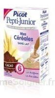 Picot Pepti-Junior - Mes 1ères Céréales Sans Lait Cacao à QUINCAMPOIX