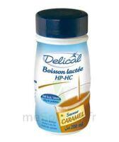 DELICAL BOISSON LACTEE HP HC, 200 ml x 4 à QUINCAMPOIX