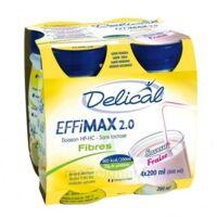 DELICAL EFFIMAX 2.0 FIBRES, 200 ml x 4
