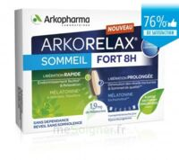 Arkorelax Sommeil Fort 8H Comprimés B/15 à QUINCAMPOIX