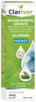 Clariver Spray Nasal Hypertonique Fl/30ml à QUINCAMPOIX