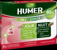 Humer Nez/gorge Jour&nuit 15 Comprimés à QUINCAMPOIX