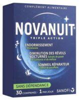 Novanuit Triple Action B/30 à QUINCAMPOIX