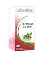 NATURACTIVE CAPSULE LECITHINE DE SOJA, bt 60 à QUINCAMPOIX
