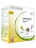NATURACTIVE FLUIDE STICK URINAIRE, bt 15