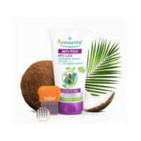 Puressentiel Anti-poux Shampooing Masque Traitant 2 En 1 Anti-poux Avec Peigne - 150 Ml à QUINCAMPOIX