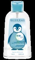 Abcderm H2o Solution Sans Rinçage Nettoyante Bébé Fl Pompe/1l à QUINCAMPOIX
