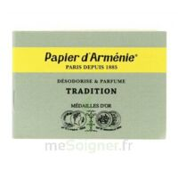 Papier D'arménie Traditionnel Feuille Triple à QUINCAMPOIX