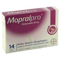 MOPRALPRO 20 mg Cpr gastro-rés Film/14 à QUINCAMPOIX
