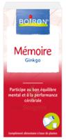 Boiron Mémoire Ginkgo Extraits De Plantes Fl/60ml à QUINCAMPOIX