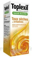 TOPLEXIL 0,33 mg/ml sans sucre solution buvable 150ml à QUINCAMPOIX