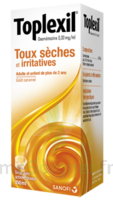 Toplexil 0,33 Mg/ml, Sirop 150ml