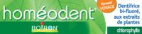 Boiron Homéodent Soin Complet Dents Et Gencives Pâte Dentifrice Chlorophylle Format Voyage T/25ml à QUINCAMPOIX