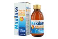 Maxilase Maux De Gorge Alpha-amylase 200 U.ceip/ml, Sirop Fl/125ml à QUINCAMPOIX