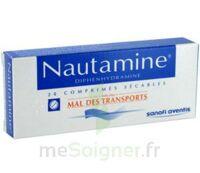 NAUTAMINE, comprimé sécable à QUINCAMPOIX