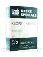 KEOPS DEODORANT BILLE PEAUX FRAGILES lot de 2 à QUINCAMPOIX